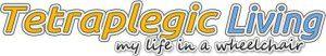 Tetraplegic living