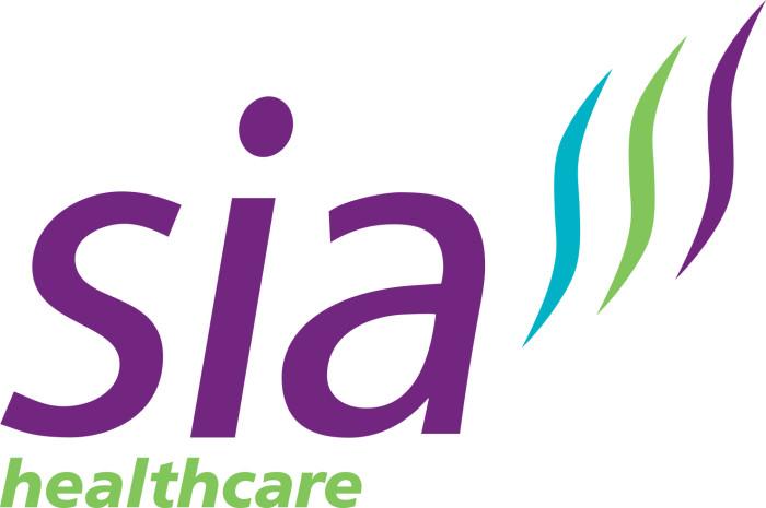 SIA Healthcare logo