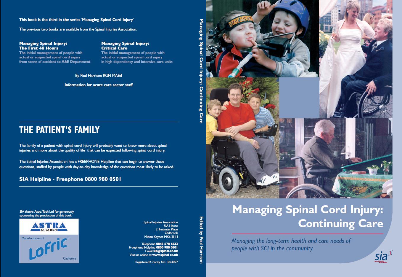 Managing SCI Continuing Care