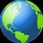 world globe us