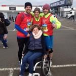 Run for SIA in the Adidas Silverstone Half Marathon