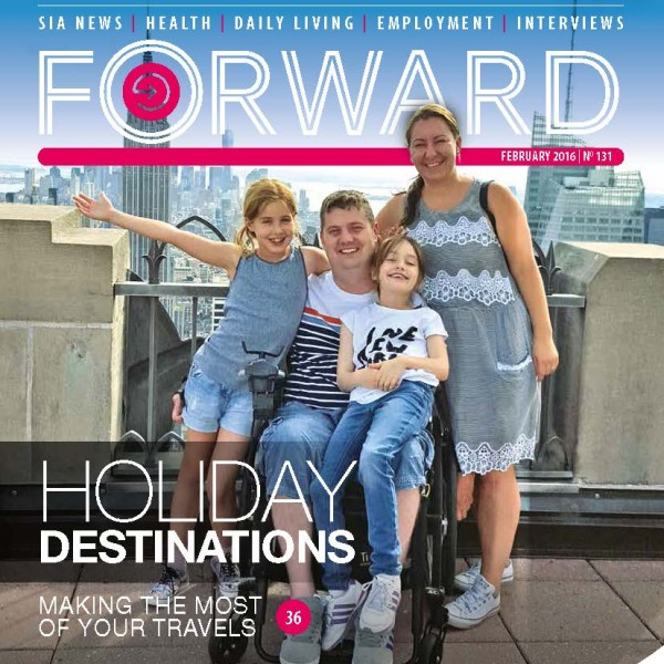 The February issue of FORWARD is now available
