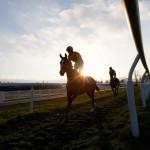 Newbury Race Day