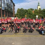Three Capitals Challenge: A cycling success