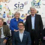 Lord Lansley visits SIA