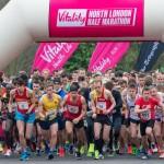 Vitality North London half marathon