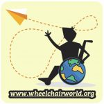 Wheelchair world logo
