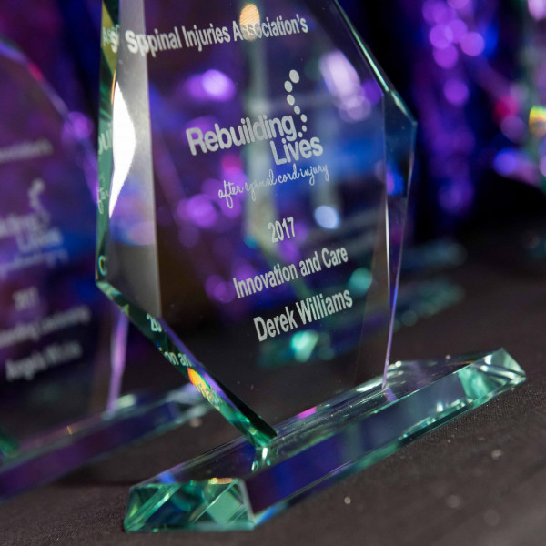 Rebuilding Lives Awards – shortlist announced