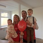 Family fundraisers for SIA