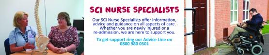 SCI Nurse Specialists