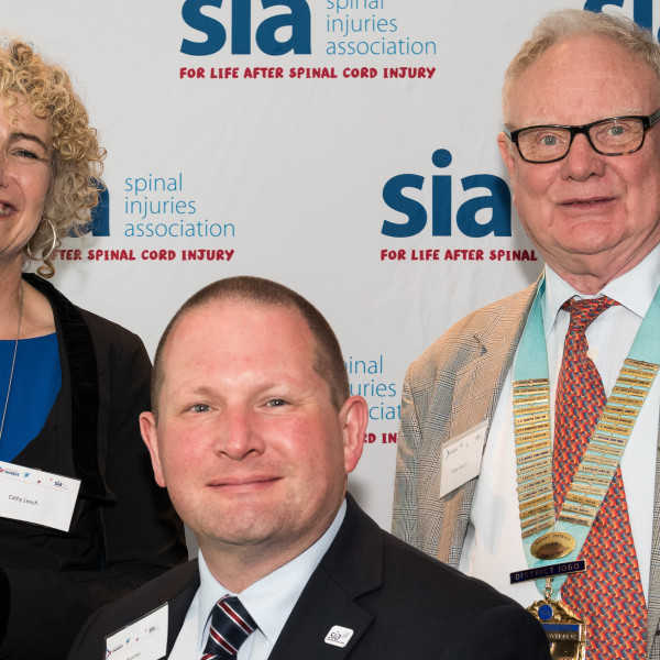 Spinal Injuries Association launches nomination period for annual Rebuilding Lives Awards