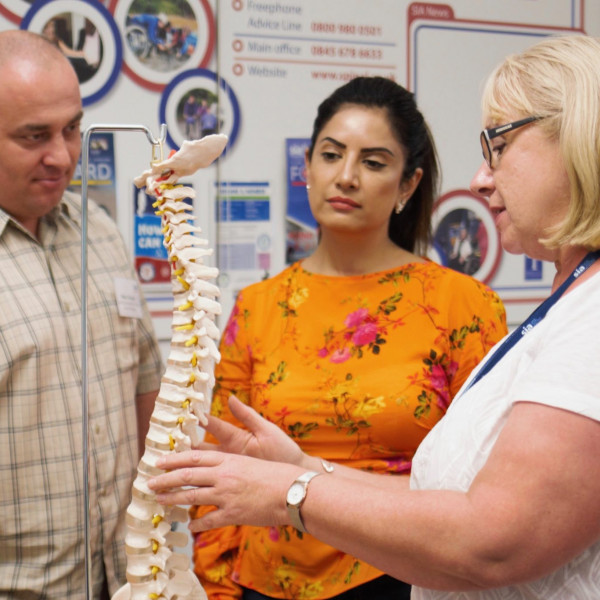 Spinal cord injury paralyses someone every four hours, new estimates reveal.
