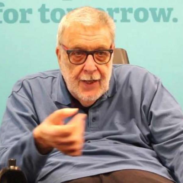 Professor Mike Oliver