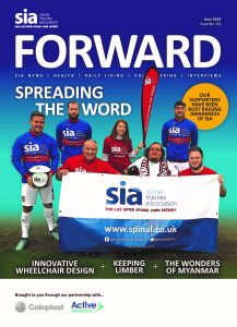 June forward front cover