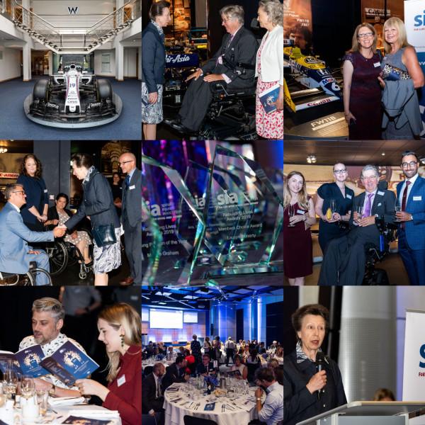 Rebuilding Lives Awards 2019  winners