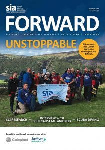Forward October Front Cover