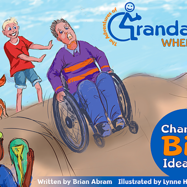 Grandad Wheels – Book Launch