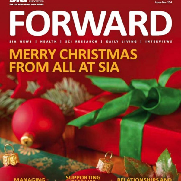 The December issue of FORWARD is out now