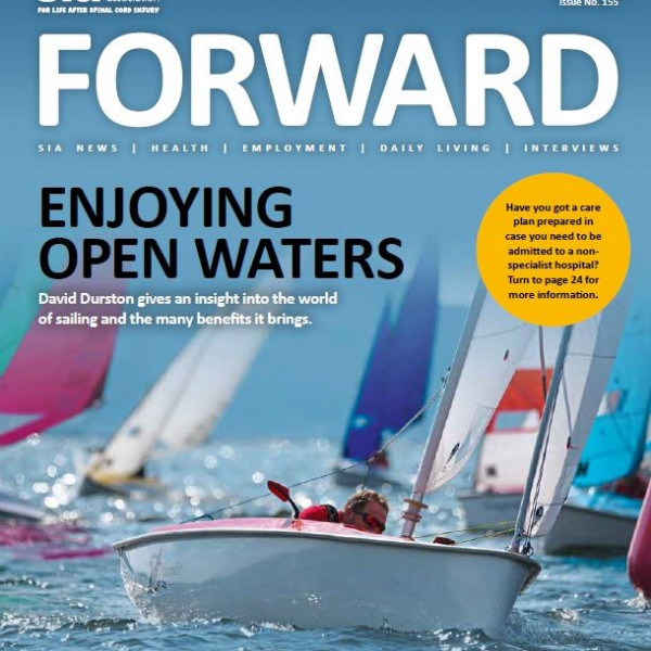 The February issue of Forward is out now