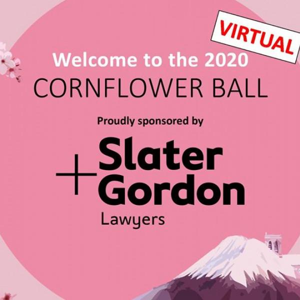 Virtual Cornflower Ball 2020 – THANK YOU!