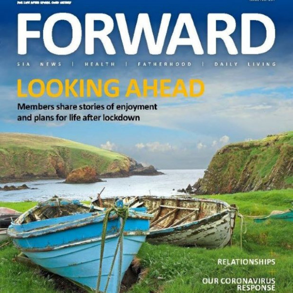 June issue of FORWARD