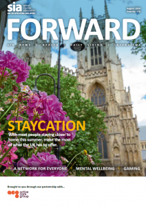 August Forward cover