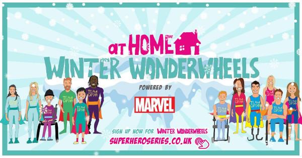 At Home Winter Wonderwheels