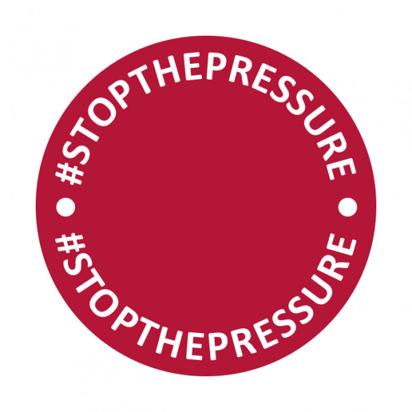 Stop the Pressure