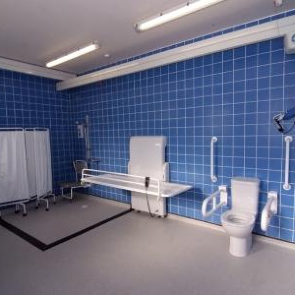 £30m Government investment to provide Changing Places toilets